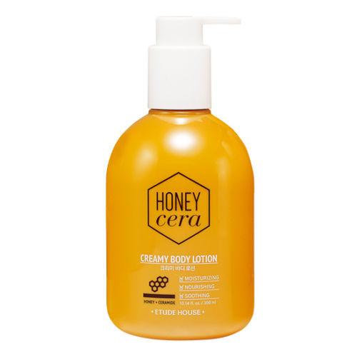 Etude House Honey Cera Creamy Body Lotion 300ml