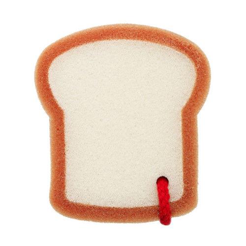 Etude House Berry Delicious Strawberry Bread Shower Sponge