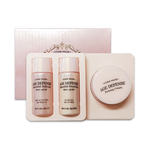 Etude House Age Defense Skin Care Kit Sample