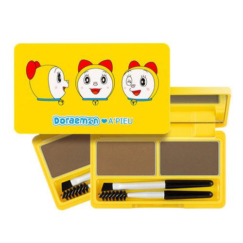 A'PIEU Shaping Brow Kit Doraemon Edition