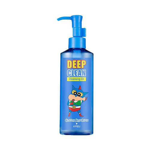 A'PIEU Deep Clean Cleansing Oil (Crayon Shinchan Edition) 160ml