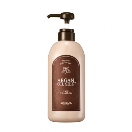 SKINFOOD Argan Oil Silk Hair Shampoo 500ml
