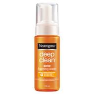 Neutrogena Deep Clean Acne Foaming Wash
