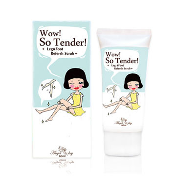 Angel key Wow!So Tender! Leg & Foot Refresh Scrub