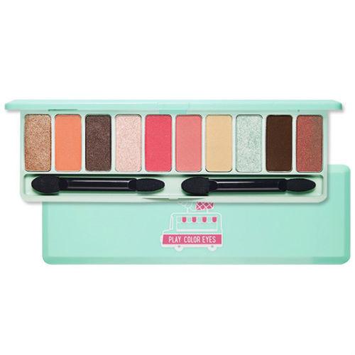 ETUDE HOUSE Play Color Eyes Ice Van Eyeshadow Palette