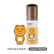 THE FACE SHOP Kakao Friends Natural Sun Eco Ice Puff Sun