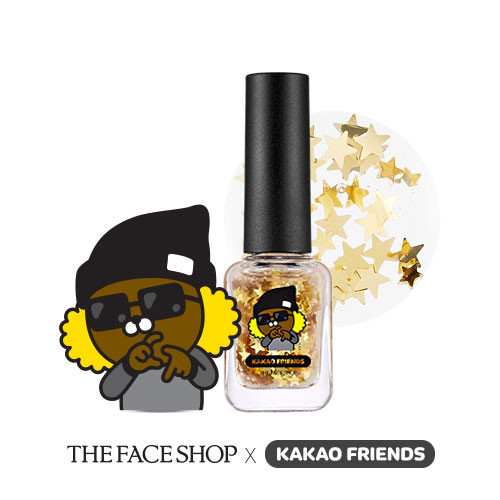 THE FACE SHOP Kakao Friends Trendy Nails #Jay-G