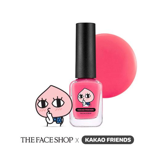 THE FACE SHOP Kakao Friends Trendy Nails #Apeach