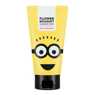 MISSHA MINIONS Flower Bouquet Cleansing Foam Cherry Blossom