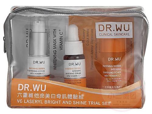 DR.WU V6 Laseryl Bright and Shine Trial Set