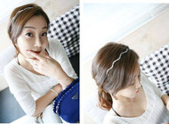 Wave Shape Headband