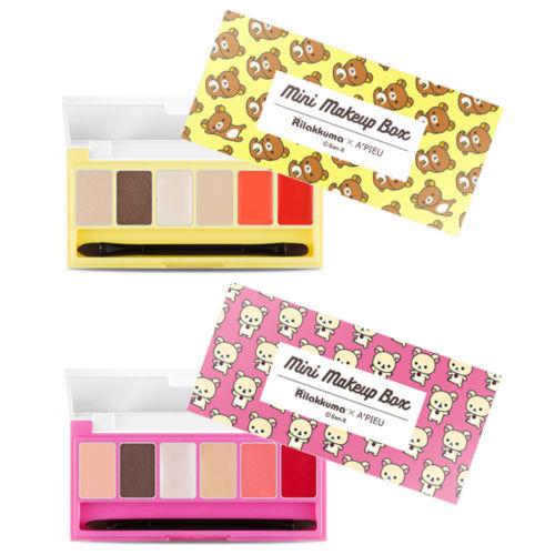 A'PIEU Rilakkuma Mini Makeup Box