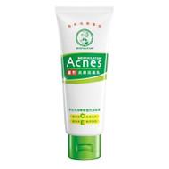 Mentholatum Medicated Acnes Face Wash Cleanser 100g