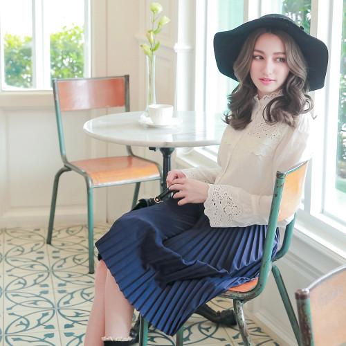Japanese Pleated Skirt