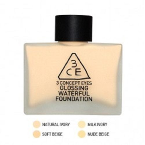 3CE 3 Concept Eyes Glossing Waterful Foundation