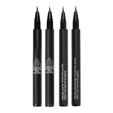 3CE 3 Concept Eyes Super Slim Pen Eye Liner