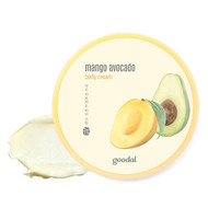 goodal Mango Avocado Body Cream