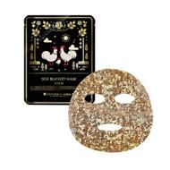 A'PIEU Cocorico Silk Blanket Mask Gold