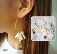 Smile Earrings