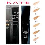 Kanebo Japan Kate Secret Skin Maker The Base Zero Liquid Foundation