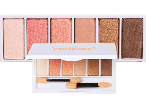 CORINGCO Cheese PongDang Color Eyes Palette