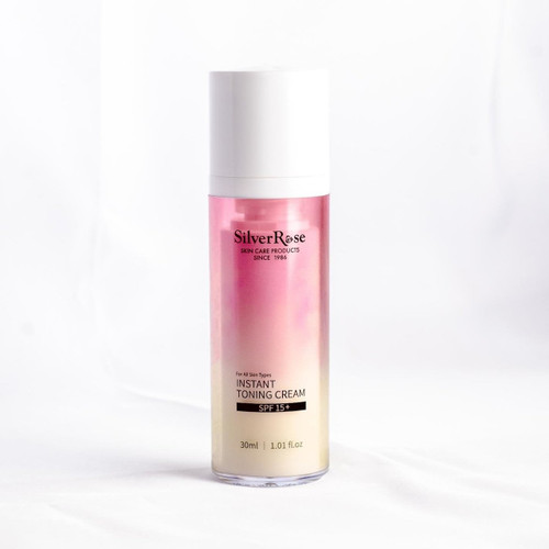 Silver Rose Instant Toning Cream