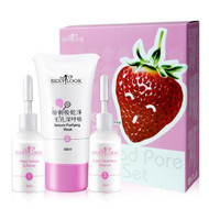 SexyLook Strawberry Black Head Pore Cleanser Set