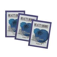 SKINFOOD Everyday Facial Mask Sheet Beauty Berry 21g x 3pcs