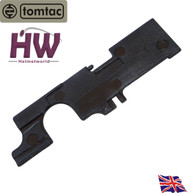 AIRSOFT REPLACEMENT M4 M16 V2 SELECTOR PLATE FOR TOMTAC MICRO SWITCH AEG GEARBOX