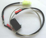 AIRSOFT GEARBOX SWITCH ASSEMBLY FRONT WIRE WIRING QD MICRO VERSION UK DELIVERY