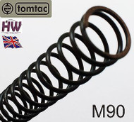 AIRSOFT TOMTAC M90 SPRING HIGH QUALITY STEEL LINEAR UK ULTIMATE UPGRADE