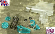 AIRSOFT HOPUP CHAMBER M4 HOP UP UK CLEAR