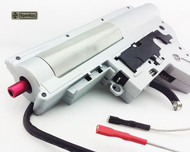 AIRSOFT AEG 8MM CT1 GEARBOX M4 V2 REAR WIRE 100:300 HELICAL APS QUICK RELEASE TOMTAC ULTIMATE