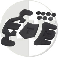 AIRSOFT OPS CORE LINER STYLE UPGRADE HELMET PADDING PAD SET BUMP PADS