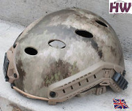 AIRSOFT PJ TYPE OPS CORE TACTICAL HELMET ATAC CARBON CRYE AIRFRAME STYLE
