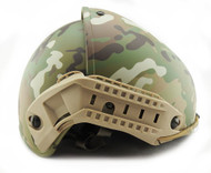 AIRSOFT AF CORE OPS TACTICAL HELMET MC MTP MULTICAM AIRFRAMES UK FAST DELIVERY