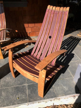 Adirondack Chair -  Oil finish