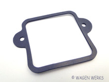 License Light Lens Seal - Type 3 1962 to 1973