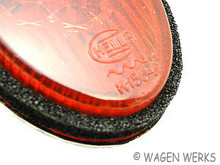 Tail Light Lens Seals - Bug 1956 to 1961