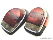 Tail Light - Set Bug 1970 to 1972