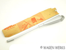 Wiper Arm - Bug 1970 to 1972 Left Side -NOS