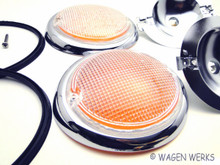 Turn Signals - Type 2 1962 to 1967 - Complete set