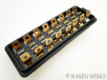 Fuse Box - 8 Fuses Type 2 1961 to 1967