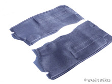 Seat Stand Mats - Type 2 1968 to 1979