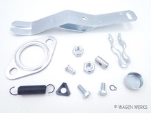 Heater Box Lever Kit - 1963 to 1974 - Right