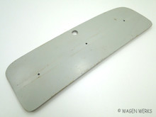 Glove Box Door - Bug 1958 to 1960 - original paint Flint Grey