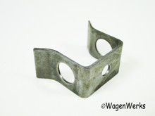 Steering Flange Mount Lock Plate - 1950  to 1977