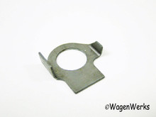 Steering Box Drop Arm Bolt Lock Plate - to 1977