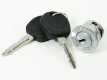 Ignition Switch Lock - Type 2 Bus 1968 to 1970  - key portion