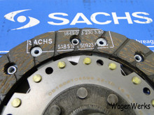 Clutch 180mm - Rigid - Sachs Brazilian